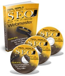 SEO For The Average Webmaster Mrr Ebook With Audio