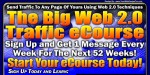 The Big Web 20 Traffic Ecourse Personal Use ...