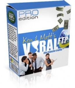 Viral FTP Plr Software