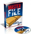 Master Files Plr Ebook With Audio