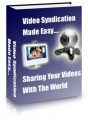 Video Syndication Made Easy PLR Ebook