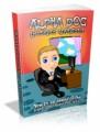 Alpha Dog Internet Marketer Mrr Ebook