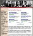 Black History Website PLR Template