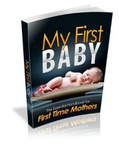 My First Baby Plr Ebook