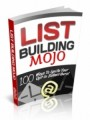 List Building Mojo Plr Ebook