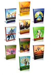 Personal Development Wealth Pack Mrr Ebook