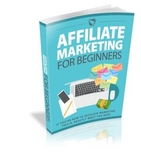 Affiliate Marketing For Beginners Resale Rights Ebook