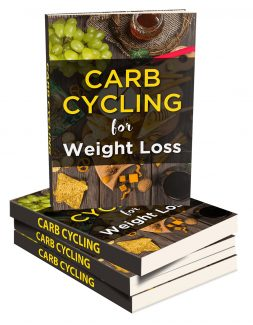Carb Cycling For Weight Loss MRR Ebook