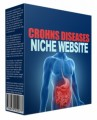 Cronhs Disease Flipping Niche Site Personal Use Template