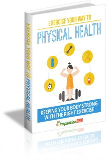 Exercise Your Way To Physical Health MRR Ebook