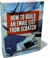 How To Build An Email List From Scratch MRR Ebook