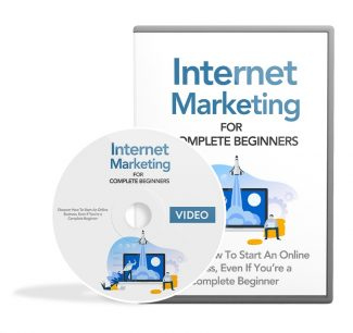 Internet Marketing For Complete Beginners Video Upgrade MRR Video