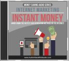 Internet Marketing Instant Money MRR Audio