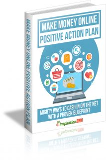 Make Money Online Positive Action Plan MRR Ebook