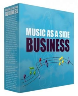 Music As A Side Business PLR Article