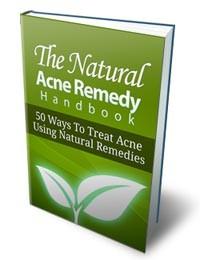 Natural Acne Remedy Handbook Give Away Rights Ebook