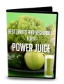 Power Juice Personal Use Video