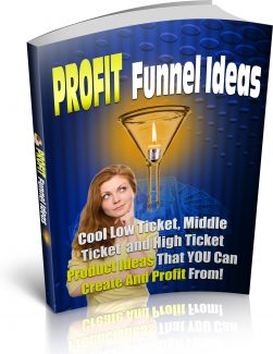 Profit Funnel Ideas PLR Ebook