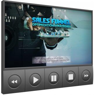 Sales Funnel Optimization Strategies Video Upgrade MRR Video