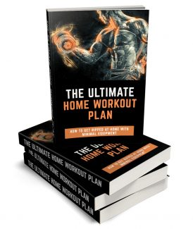 The Ultimate Home Workout Plan MRR Ebook