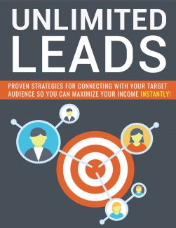 Unlimited Leads PLR Ebook