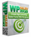 Wp Sales Copy Personal Use Software