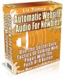 Automatic Website Audio For Newbies MRR Software