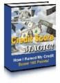 Credit Score Magic PLR Ebook