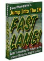 Jump Into The Internet Marketing Fast Lane Resale ...