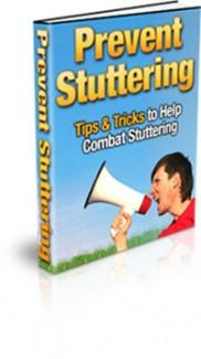 Prevent Stuttering PLR Ebook