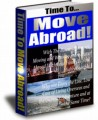 Time To Move Abroad PLR Ebook