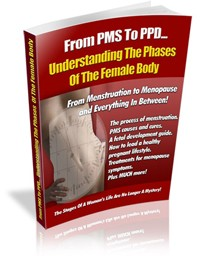 From Pms To Ppd PLR Ebook
