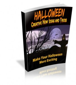 Halloween – Creative New Ideas And Tricks Mrr Ebook With Audio
