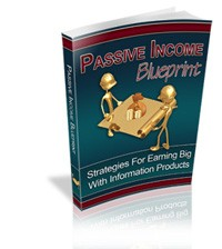 Passive Income Blueprint PLR Ebook