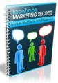 Facebook Marketing Secrets Plr Ebook