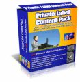 Private Label Content Pack PLR Article