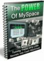 The Power Of Myspace PLR Ebook