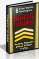 Traffic Is King Resale Rights Ebook