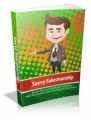 Savvy Salesmanship Give Away Rights Ebook