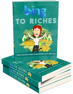 Bing To Riches MRR Ebook