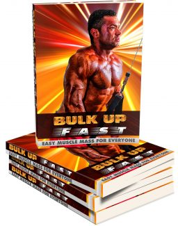 Bulk Up Fast MRR Ebook