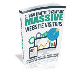 Buying Traffic To Generate Massive Website Visitors Resale Rights Ebook