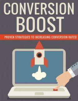 Conversion Boost PLR Ebook