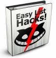 Easy List Hacks PLR Ebook