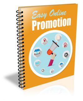 Easy Online Promotion PLR Autoresponder Messages