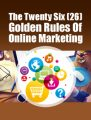 Golden Rules Of Online Marketing PLR Ebook