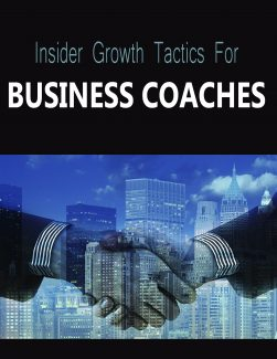 Growth Tactics For Business Coaches PLR Ebook
