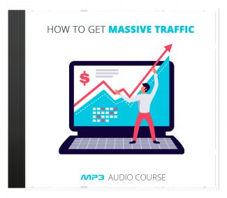 How To Get Massive Traffic MRR Audio