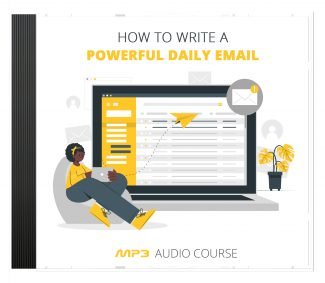 How To Write A Powerful Daily Email MRR Audio
