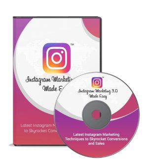 Instagram Marketing 30 Made Easy Upgrade Personal Use Video With Audio